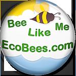 EcoBees.com logo